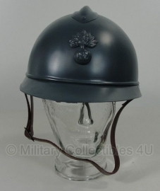Franse WO1 helm M1915 - replica