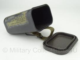 US Army Training aid Decontamination kit doosje (leeg) - origineel
