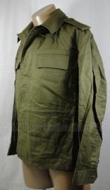 Combat jacket M85 groen - origineel