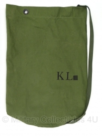 Plunjezak duffelbag OD groen - MEDIUM model 76 x 51 cm - origineel Nederlands leger