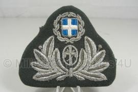 Petembleem Griekenland - 9,5 x 8 cm. origineel