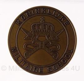 KMS coin van Instructeur Vakman Leider - origineel - 4 x 4 cm