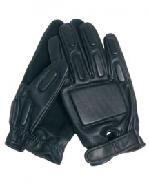 Police & Security Protective gloves - echt lederen handschoenen