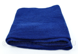 Kmar Marechaussee Nassau blauwe das - 125 x 20 cm - NIEUW - origineel