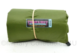 Self inflatable matras met hoes Therm-a- rest - 52 x 180 cm  - origineel