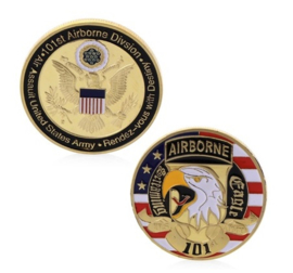 101st airborne penning Screaming Eagle