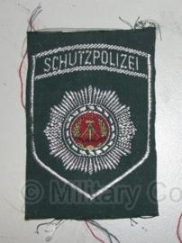 Embleem DDR schutzpolizei - origineel