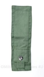 KLU Luchtmacht piloten vlieger overall bovenbeen tas voor mes - 23 x 7 cm - origineel