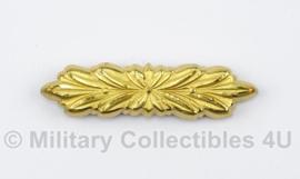 KL Nederlandse leger DT2000 schouder insigne voor hoge officiersrangen - parade uniform - 5,5 x 1 cm - origineel