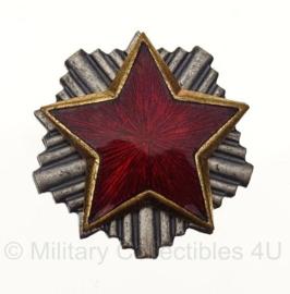Hongaarse/Bulgaarse pet insigne metaal - origineel