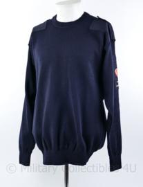 Brandweer trui Westelijke Mijnstreek - nieuw - maat EL/XL - origineel
