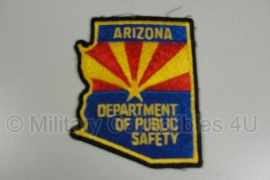 Arizona Department of public safety Patch - origineel