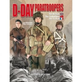 D-Day paratroopers British- Canadians-French