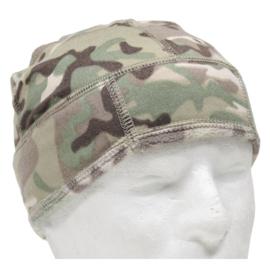Bundeswehr tactical fleece muts - Multicamo - nieuw gemaakt