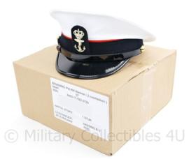 Korps Mariniers Barathea platte pet - model 2020 - nieuw in de originele doos - maat 57 - origineel