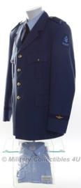 KLU Luchtmacht DT uniform SET - soldaat der 1ste klasse - maat 56 - origineel
