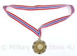 Korps Mariniers Ski Race medaille Winter Deployment 2007 - origineel