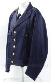 US police uniform kort model donkerblauw - maat L - origineel