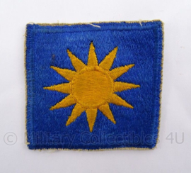 US Army 40th Infantry Division patch - 6,5 x 6,5 cm - origineel