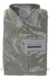 KL DT2000 DAMES blouse licht groen - korte mouw -NIEUW in verpakking - meerdere maten - origineel