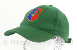 KL Landmacht baseball cap Divisie Gevechtssteun Commando - DT2000 - one size - origineel