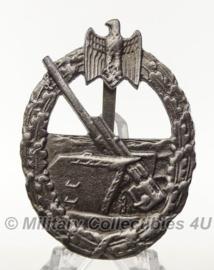 WO2 Duitse Kriegsabzeichen für Marineartillerie - replica