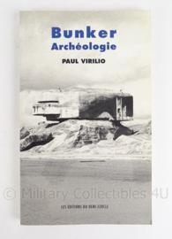 Bunker archeologie Paul Virilio - origineel