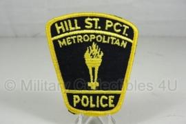 Hill St. Metropolitan Police - origineel