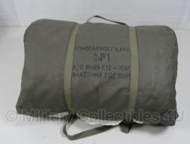 Slaapzak - Griekse leger - 170 cm - origineel