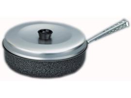 Trangia Gourmet Frying Pan Non-Stick Folding Handle Braadpan - met NSN-nummer - NIEUW in verpakking - origineel