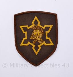 Nederlands leger Pioniers embleem - origineel