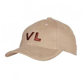 Baseball cap VL Vlaanderen met achterop de Vlaamse vlag