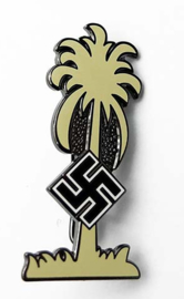 Afrikakorps pin - 3,5 x 1,5 cm