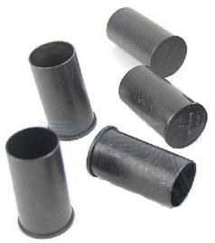 Caplugs Muzzle cover loopbeschermer RCL-10 Diemaco e.d. - zwart - Buffalo NY. - origineel