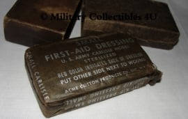 US first aid packet - model 1942