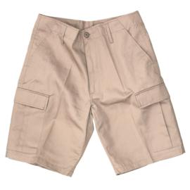 Jungle BERMUDA korte broek - Khaki - alleen nog maat Extra Small