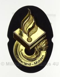 Politie brevet Gelderland-Midden - origineel