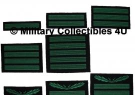 Camo kleding en wendejacke rang groen - SS en Heer officieren - verkoop per stuk
