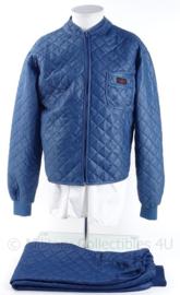 KMAR, Koninklijke Marechaussee/KM, Koninklijke Marine Thermo onderkleding - jas en broek - maat M - origineel