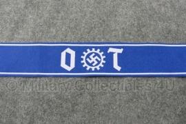 Cufftitle Organisation Todt OT