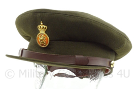KL Landmacht platte pet voor DT 1963-2000 tenue - maat 58 - origineel