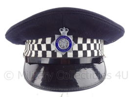 "Britse Police pet ""somerset and bath constabulary"" - maat 52 - Origineel"