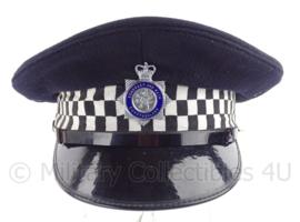 "Britse Police pet ""somerset and bath constabulary"" - maat 52 - Origineel"