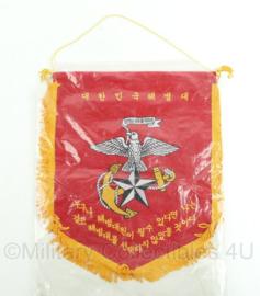 Republic of Korea Marine Corps vaantje - origineel