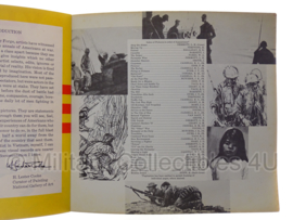 boek 'Vietnam Combat art' - origineel