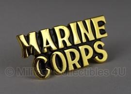 Kleine speld - Marine corps - 2,5 x 1,5 cm.