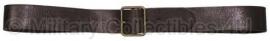 Zweedse leger bruine Koppel 4cm -  WO2 model - bruin leer  - origineel