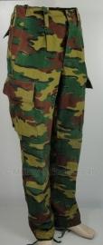 """Belgische """"JIGSAW"""" camouflage broek - maat Small/Long of XXL/Short - origineel"""