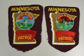 Minnesota Patrol patch - origineel