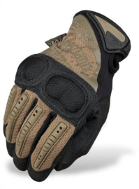 KL Nederlandse leger Mechanix Wear M-Pact 3 handschoenen COYOTE - huidig model - maat Medium - licht gedragen  - origineel